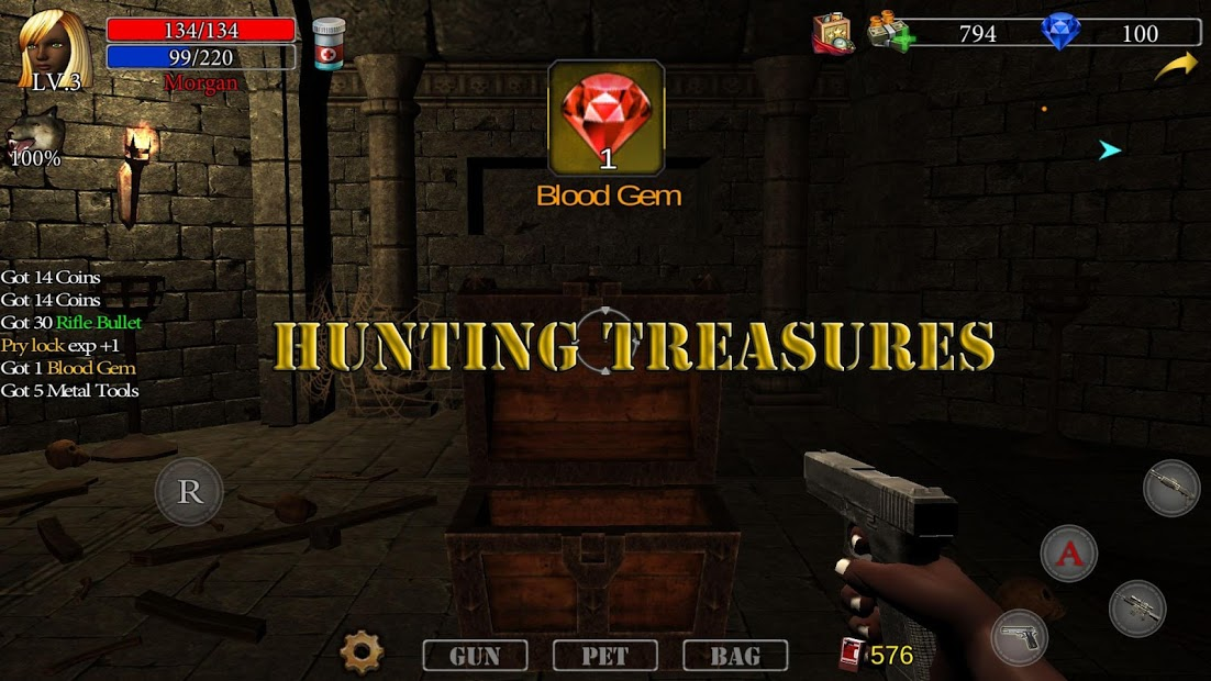 Dungeon Shooter V1.2 : Before New Adventure (Mod)