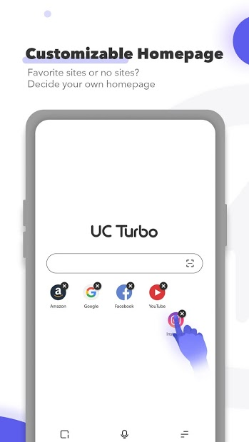 UC Browser Turbo- Fast Download, Secure, Ad Block [Mod]