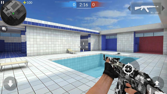 Critical Strike CS: Counter Terrorist Online FPS (Mod Ammo)