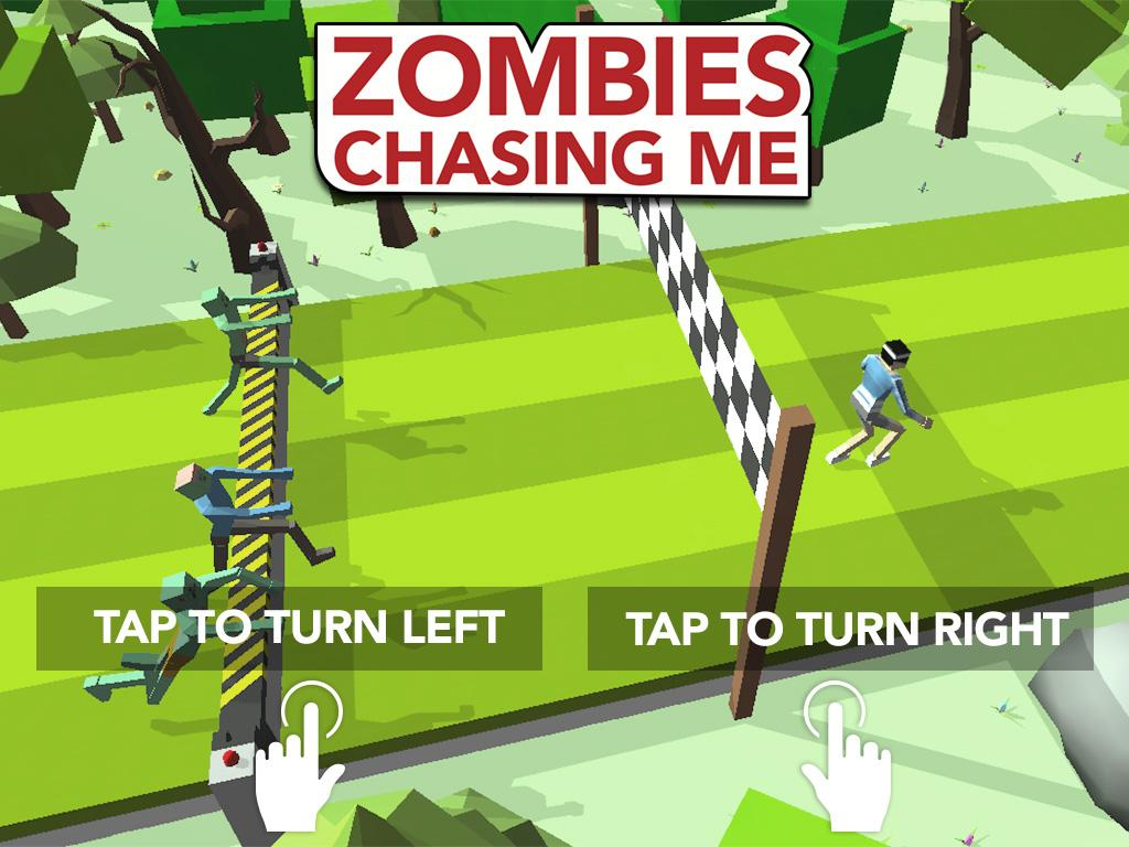 Zombies Chasing Me (Unlocked)