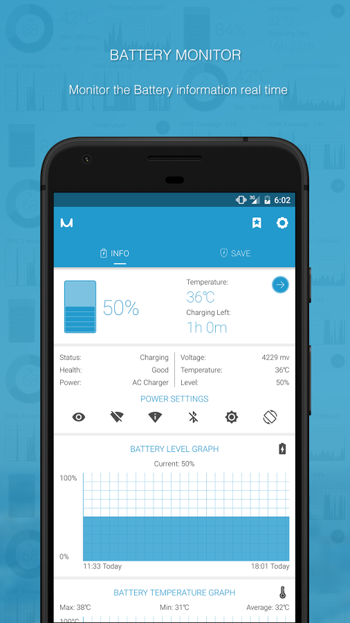 Battery Manager (Saver)