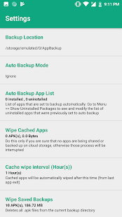 Buggy Backup Pro [Paid] [Patched] [Mod]