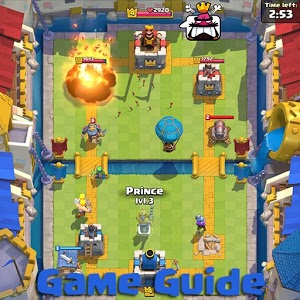 Guide for Clash Royale 13.1.17