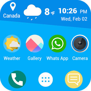 LG G5 Launcher and Theme 1.0