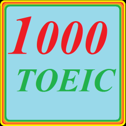 1000 TOEIC test; LC and RC 1.9