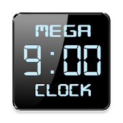 Mega Clock ● Launcher ● Weather ● Cleaner memory 6.1